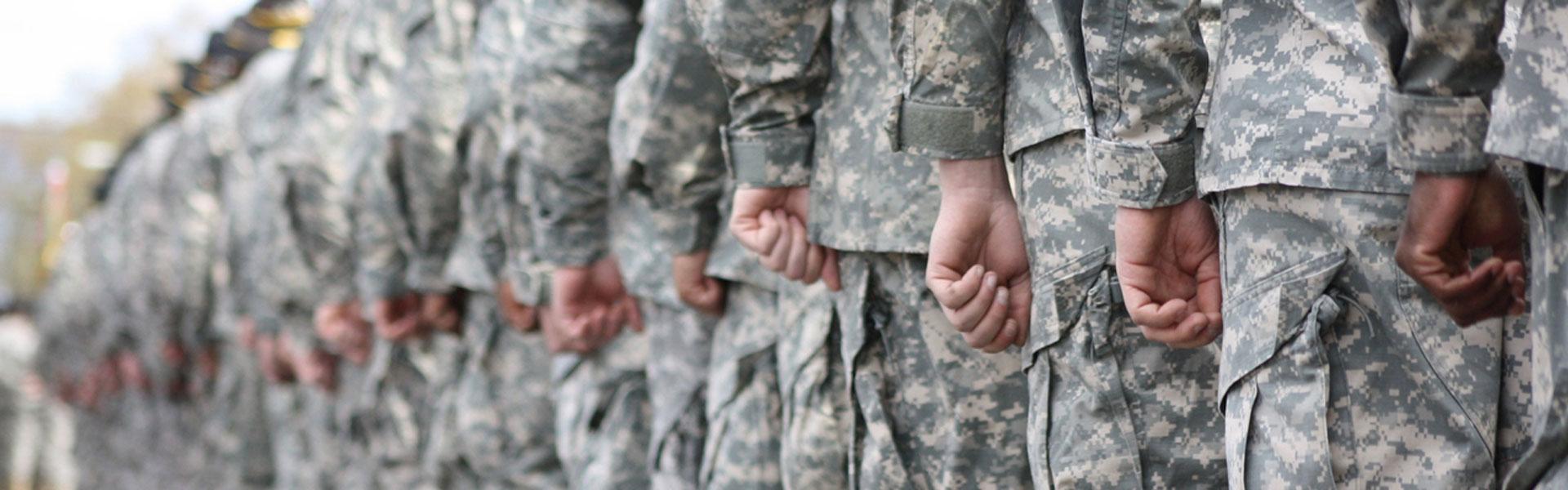 Military & Federal Agencies